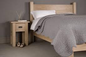 Oak Bedroom The Millers Oak Bed Handcrafted By Indigo Furniture