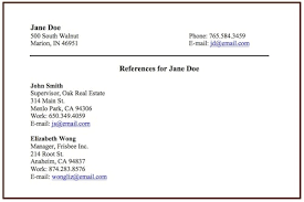 How To Add References To Your Resume Nmdnconference Example Fascinating How To Put References On A Resume