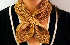Ravelry Knitting Pattern Central Interesting Ravelry Knitted Neck Scarf Pattern By Martha Stewart Design Team