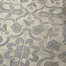 freestyle by pewter filigree pattern decorative vinyl area rug rugs pads for floors