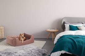 kysler pet bed extra large pink