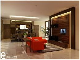 Modern Decorated Living Rooms Interior Interior Paint Color Ideas Living Room Living Room