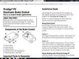 tekonsha p3 generic wiring guide tekonsha image prodigy p2 ke controller wiring diagram prodigy automotive on tekonsha p3 generic wiring guide