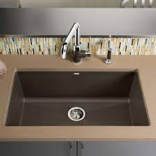 Blanco Granite Kitchen Sinks Precis Super Single Bowl Kitchen Sink By Blanco Yliving