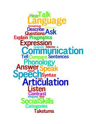 Image result for speech and language