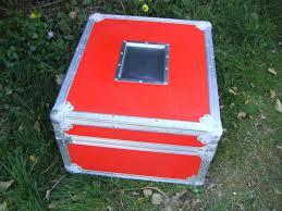 Dimensions 850 x 850 x 510 ( w x d x h ) mm. Trunk Case Storage Coffee Table 5 Star Travel Flight Roadcase Studio Band Dj 1775214824