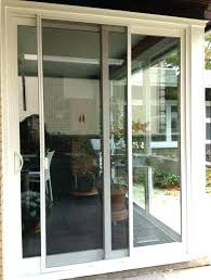 patio door labor cost to replace sliding cost