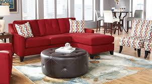 complete living room sets. cindy crawford home madison place cardinal 2 pc sectional complete living room sets