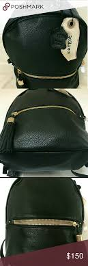 margot anthropologie genuine leather backpack margot anthropologie genuine leather black backpack bookbag condition new with tags anthropologie bags