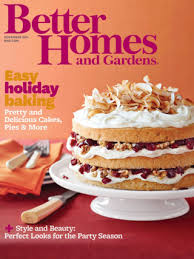 Small Picture Better Homes and Gardens Magazine Media Kit Info