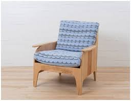 wood arm chair with cushion shortcuts the easy way