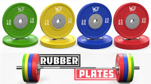 olympic rubber per plates