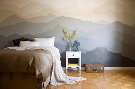liberty bedroom wall mural:    mountainmural bedroom