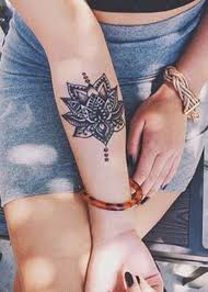 Feminine Wrist Tattoos Designs 100 Most Popular Lotus Tattoos Ideas For Women Mybodiart