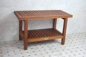 bathroom seating bench teak shower bench bathroom stools and benches uk