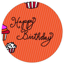 animated birthday cupcakes. Simple Animated Happy Birthday Animation GIF By Appikiko And Animated Cupcakes N