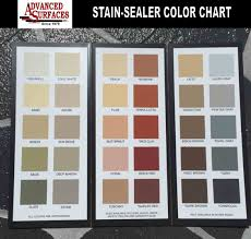 Concrete Sealer Color Chart Concrete For Ideas Gloss Best Sealers Sealer Awesome Wood