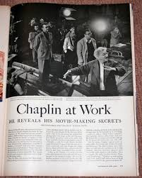 time charlie chaplin how charlie worked his actors how charlie worked his actors