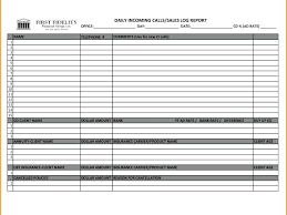 Sales Calls Tracking Template Sales Call Report Template Download By Sheet Tracking Excel