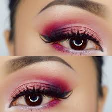 awesome eye makeup design for women
