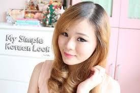 korean makeup makeup korea makeup tutorial korean makeup tutorial my korean makeup