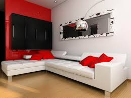 Red Decor For Living Room Red Living Room Designs Living Room Interior Design Ideas Red Gray