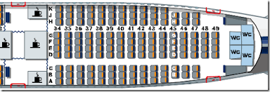 747 8 Intercontinental Seating Chart Where To Sit And Not To Sit On The Lufthansa 747 8i
