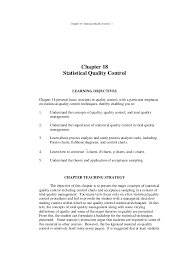 Quality Control Charts 18 Ch Ken Black Solution