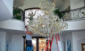 chandelier cleaning think a dusty chandelier too bad of a problem while chandelier cleaning have to chandelier cleaning
