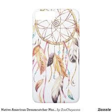 Native American Design Phone Cases Native American Dreamcatcher Phone Case Zazzle Com In 2019