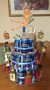 beer can cake for 21st birthday 21st birthday ideas for guys 21st birthday gifts for