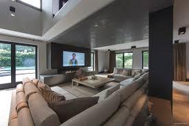 big living rooms. Modern Big Living Room Design Com On L Shape Extend Bonded Rooms T