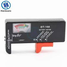 Online Shop BT168 Portable Universal <b>Digital Battery Tester</b> Volt ...