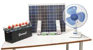 Solar Lighting System With Best Features  SunfuelHome Solar Light