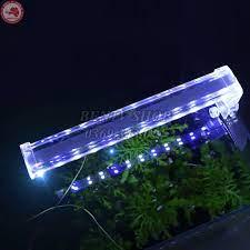 Đèn LED Kẹp Cho Hồ Thủy Sinh Kích Thước 50-60cm LED-D40 - BENTV SHOP Chuyên  Bán Thức Ăn - Phụ Kiện Cho Cá Tép Cảnh