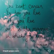 Fighting Cancer Quotes Enchanting 48 Inspirational Cancer Quotes For Survivors Fighters