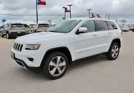 jeep 2015 white. Modren White 2015 White Jeep Grand Cherokee And D