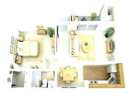 1 floor house designs one bedroom house plans one bedroom house floor plans 2 with garage