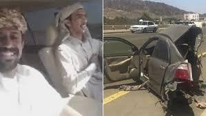 Video: Arab men record their death in horrific Saudi car crash ...