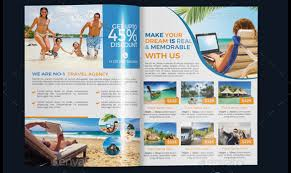 How To Make Travel Brochure 49 Travel Brochure Templates Psd Ai Google Pages Free