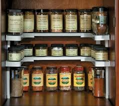 Spice Rack Plano Best 32 Clever Spice Storage Ideas For Small Spaces HuffPost