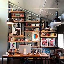 Graphic designers office Professional Awwwards Grand Designs For Small Workspaces The Freelancers Dream Office