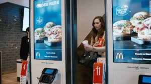 Big Mac Vending Machine Cool McDonald's Just Tweaked The Big Mac Market Tamer