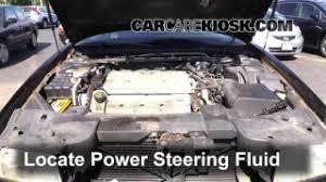 interior fuse box location 1992 2002 cadillac eldorado 2000 check power steering level cadillac eldorado 1992 2002