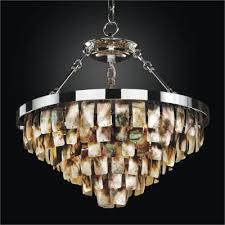 mother of pearl light fixture malibu 618