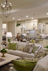 model living rooms: sanibel model living room kitchen living room layout