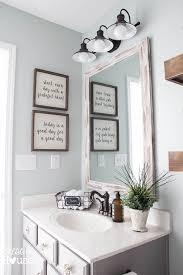 diy bathroom decor pinterest. Attractive Best 25 Half Bath Decor Ideas On Pinterest Bathroom At Regarding Decorating 9 Diy S