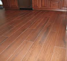 Tiled Kitchen Floors Gallery Kitchen Walnut Kitchen Floor Tile With Modern White Cabinet How