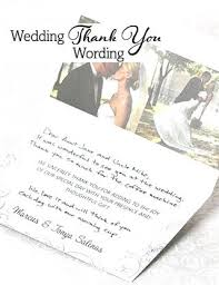 So Many Ways To Say Thanks How Write A Wedding Program Ceremony ...
