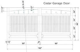 double garage door sizes std garage door width double garage door dimensions garage door width garage